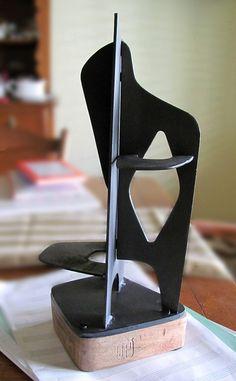 John-Paul Philippé. Welded steel. 2011
