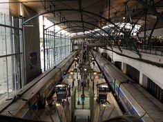 Gare SNCF de Lille Europe in Lille, Nord-Pas-de-Calais