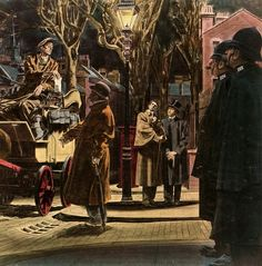 Robert Fawcett Sherlock Holmes picture