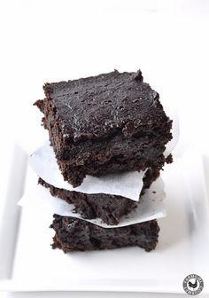 dark chocOlate stout brownies