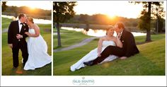 Sneak Peek for Katie and AllenPiper Glen Country Club#charlotteweddingphotographer #ncweddingphotographer #carolinabride #southernweddings #engagementsessions