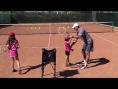 Serve Tennis Lesson (live) for Kids - how to teach tennis to little kids (promo) Tennis Camp, Tennis Rules, Tennis Party, Tennis Gear, Tennis Tips, Tennis Clothes, Tennis Videos, Tennis Lessons For Kids, How To Play Tennis