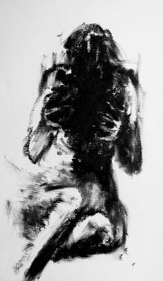 Falling Sketch by claralieu.deviantart.com on @DeviantArt