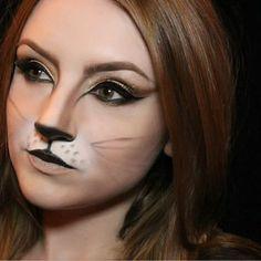 Step 11 Halloween Cat Makeup Tutorial