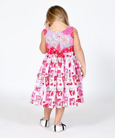 588c9fa7203 Pink Love Letter Betty Dress – Back Pink Love