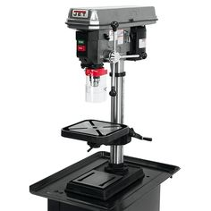 Central Machinery 60238 5 Speed Bench Drill Press From