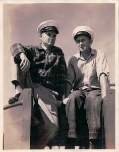 "#ThrowbackThursday ""Islanders relied on the boat captains (Cleon and Ray Singleton) to shop for them."" Santiva Mailboat, 1936-63"
