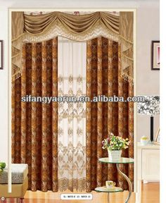61 Best Rideau images | Curtains, Drapes curtains, Window ...