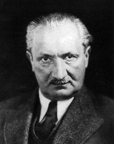 Martin Heidegger: the philosopher who fell for Hitler - Telegraph