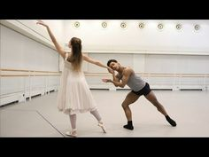 The Nutcracker in rehearsal 2016 (The Royal Ballet) - YouTube