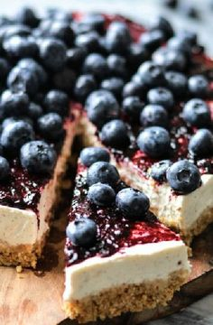Low FODMAP Recipe and Gluten Free Recipe - Blueberry and ginger cheesecake http://www.ibs-health.com/low_fodmap_bliueberry_ginger_cheesexake.html