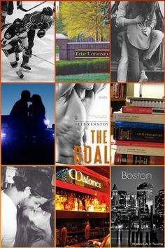 Znalezione obrazy dla zapytania the goal elle kennedy The Deal Elle Kennedy, Romance Novels, Book Nerd, Great Books, Books To Read, Erotic, Goal, Reading, Collages