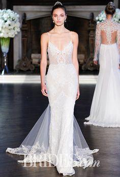 Brides.com: . Wedding dress by Alon Livne White
