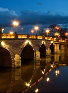 Worcester Bridge, UK