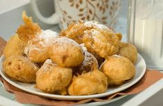 Bak amandel spijsbolletjes tijdens Oud & Nieuw!