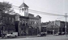 Firehouse at 1609 W. Virginia History, History Pics, Confederate States Of America, Richmond Virginia, World Photo, 50 States, Fire Department, Commonwealth, Historical Photos