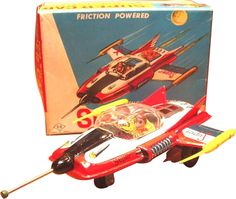 Supercar Tv Puppets Gerry Anderson Marionette Tv Shows S