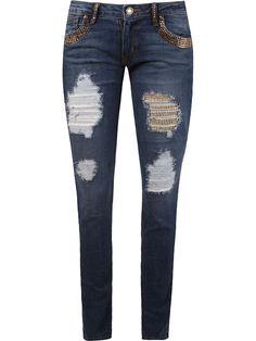 Karin Matheus Calça Jeans Skinny - Karin Matheus - Farfetch.com