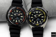 Call for Divers!The SEIKO PROSPEX GMT Diver's