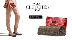 Buy Women's #Clutches Online at HyTrend.. Get details >> http://hytrend.com/women/bags/clutches.html OR Call 011-4232-8888
