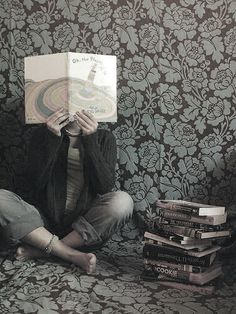 The more that you read, the more things you will know. The more that you learn, the more places you'll go -Dr. Seuss