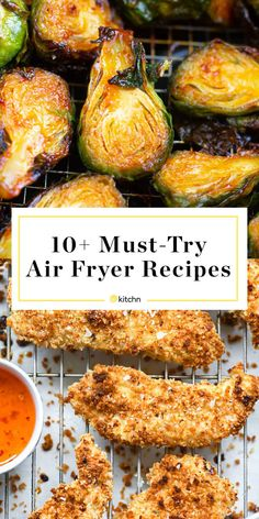 air fryer recipes snacks From main dishes to desserts. Air Fryer Recipes Chips, Air Fryer Recipes Appetizers, Air Fryer Recipes Low Carb, Air Fryer Recipes Breakfast, Air Fry Recipes, Air Fryer Dinner Recipes, Healthy Recipes, Easy Recipes, Keto Recipes