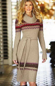 Шерстяное платье - теплый уют   ELEGANTE - Мода и Стиль   Яндекс Дзен