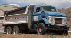 Ford N-series dumptruck