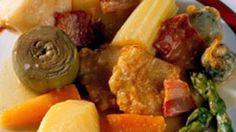 Receta de Menestra de verduras y hortalizas