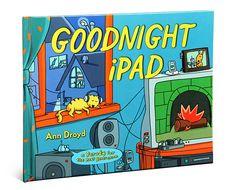 Goodnight iPad :: ThinkGeek