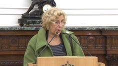 Carmena aclara que mejorará en plan económico como pide Montoro pero no modificará los presupuestos