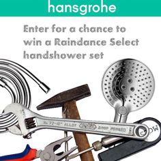 Enter for your chance to win a Raindance Select S 120 Handshower to celebrate National Remodeling Month! #RaindanceReno