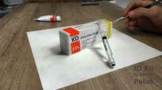 This Guy's 3D Drawings Are Out Of This World - UltraLinx