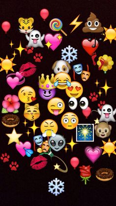The emojis are our life!