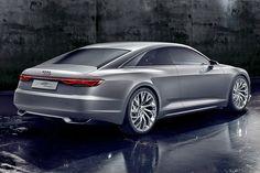 Audi prologue A9 Coupé Concept: LA Auto Show 2014 - Bilder - autobild.de
