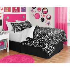 Bedding for Tori's Room