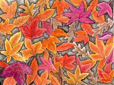 Fall Splendor by Chrystina on Etsy