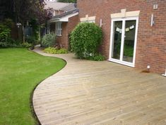 Decking Deals Specialising In Curved ...