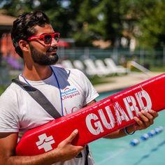 Ozman Work&Travel 2017 Öğrencilerimizden Anıl Emre Aslan - Lifeguard at AquasafePools