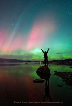 Norway, #aurora #LifeOnEarth