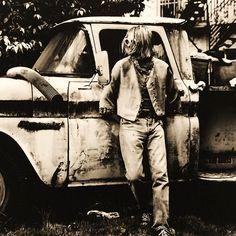 Kurt Cobain, 1993 by Anton Corbijn