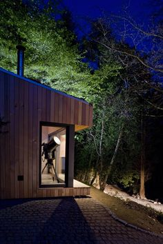 Gallery Of Weekend House In Buš / Markéta Cajthamlová   4 | Weekend House,  Architecture And House