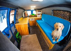 Finished the interior of the van! Also seems like the appropriate time to announce that @gopro has officially picked up Season Two of the #tinyhomeadventure !!! I will be working closely with them to produce 12 episodes over the next 6 months. This is a dream come true for me. What a wild road it has been getting here. If it wasn't for the support of you guys I truly would not be here. Thank you for giving me strength when I needed it most! I am so incredibly grateful for you all. Stay tuned…