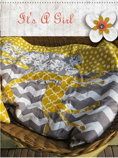 http://www.dragonflyandlilypads.com/2014/09/sweet-baby-love-quilt-big-reveal.html It's a girl