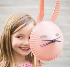 How You Can Make the Coolest Masks Out of Cheap Paper Plates