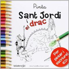 Pinta i escriu, llibre- joc:Anna Canyelles Roca, Roser Calafell Serra. Un dels 10 llibres més venutS aquest Sant Jordi