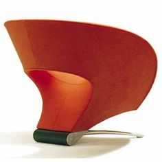 Johan Verde Fora Loop Chair for Fora Form