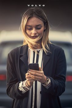 The Volvo On Call app makes life simpler with features like Remote Start, 24/7/365 Emergency Roadside Assistance, and more. Grace Davidson, Catholic Prayer For Protection, Cars Usa, Volvo Cars, Volvo Xc60, Kate Bosworth, Style, Swag, Outfits