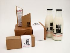 100×100 (Student Work) on Packaging of the World - Creative Package Design Gallery