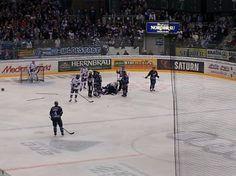 Nürnberg Ice Tigers vs Ingolstadt Panther #DEL 2012